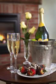 Champagne Glalss | Serenity Massage + Wellness Spa
