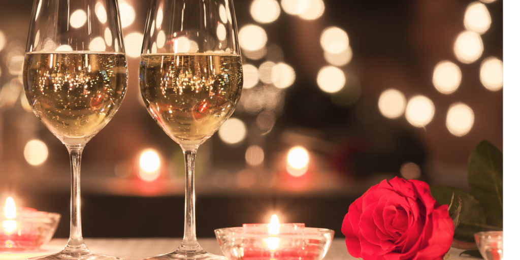 Champagne Rose Candle | Serenity Massage + Wellness Spa